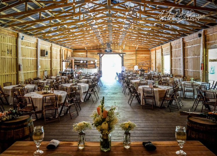 The Cotton Gin Barn
