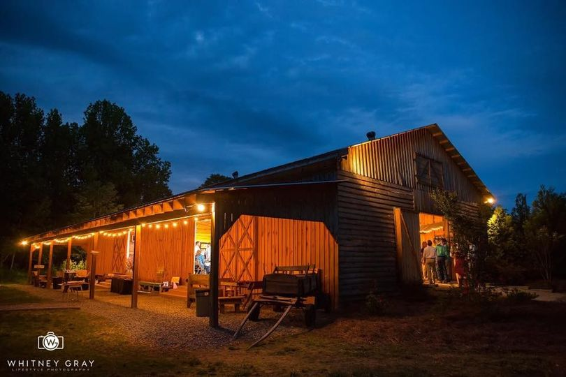Outlook of The Cotton Gin Barn