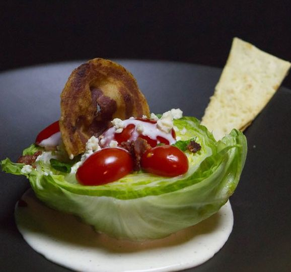 "Baby Lettuce ""Wedge"" Salad"
