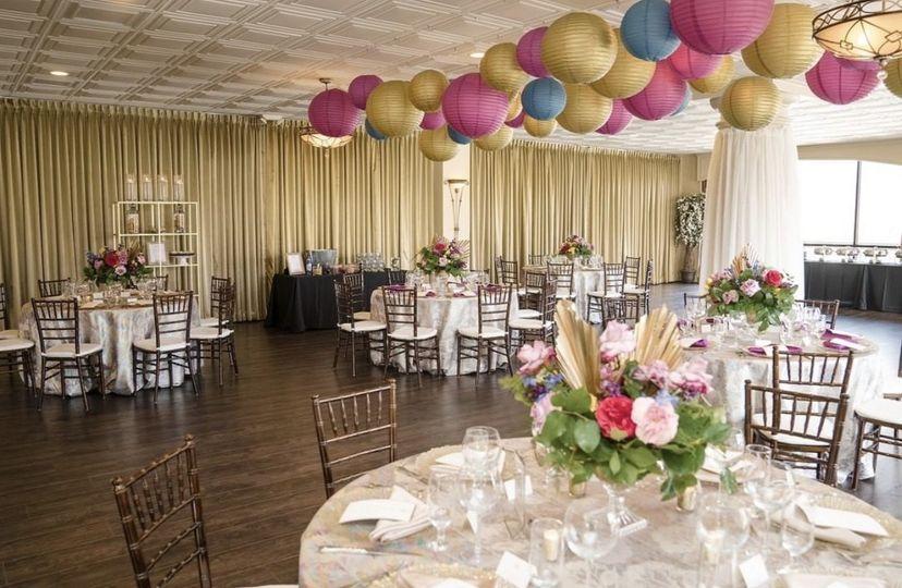 The Hutchinson Ballroom