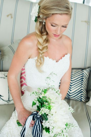 Braid for the bride