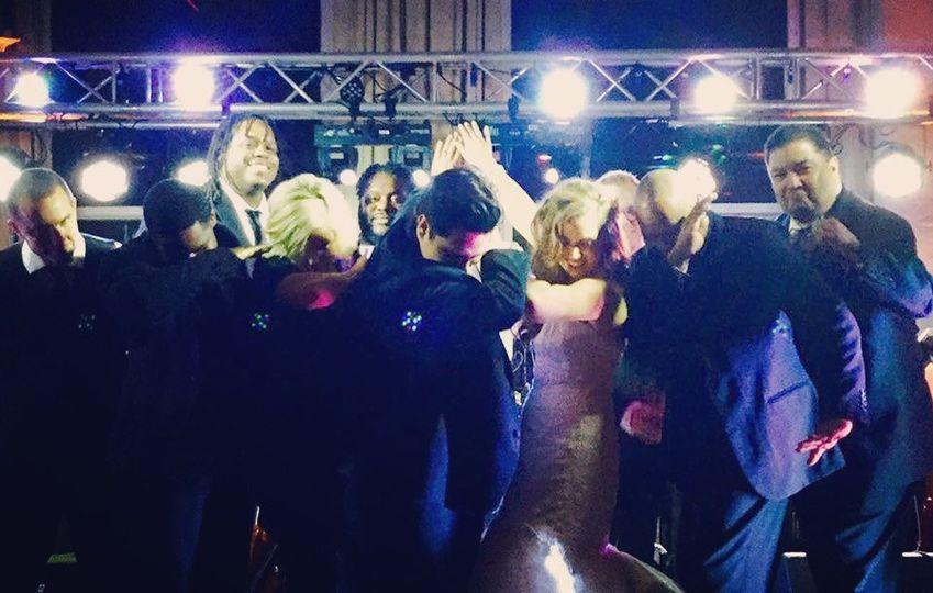 Wedding Dab