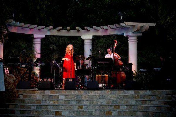 Alli & the Cats Classic Jazz Bernard Gardens, Rancho Santa Fe, CA