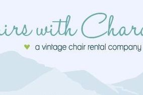 Chairs with Character - a vintage chair rental company in Colorado