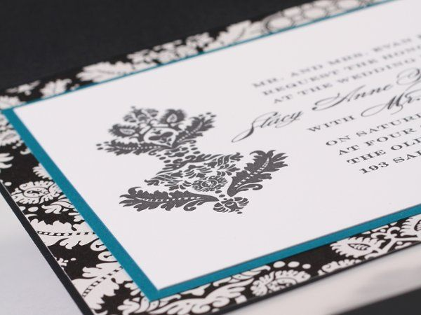 Tmx 1290487229761 Blackclose San Juan Capistrano wedding invitation