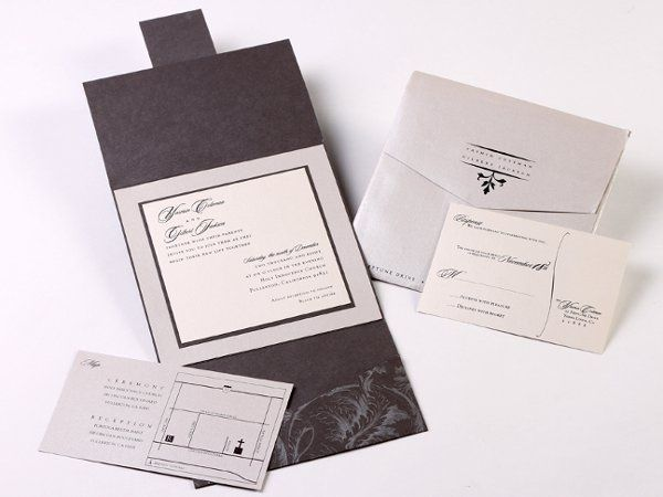 Tmx 1290487264748 Greysuite San Juan Capistrano wedding invitation