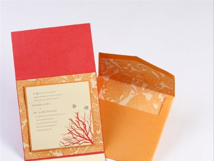 Tmx 1290487275998 Orangesuite San Juan Capistrano wedding invitation