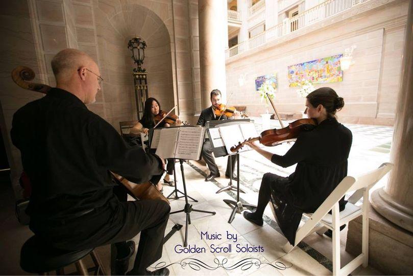 Golden Scroll Soloists