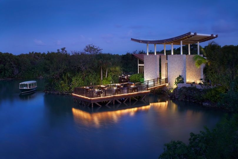 Located in the Riviera Maya, Mayakoba is the most sustainable luxury resort development on the...