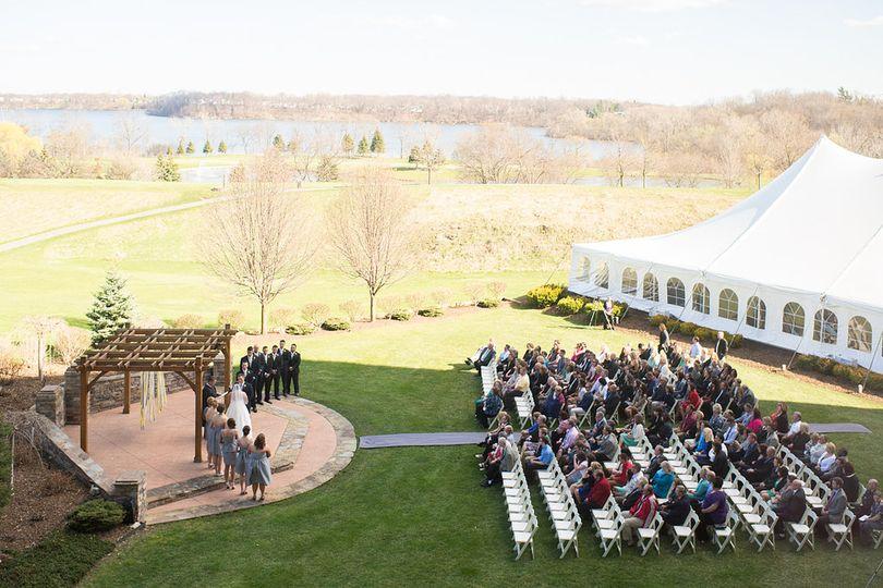 Terrace Grounds Ceremony