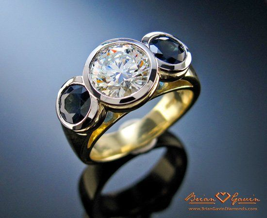 Tmx 1257435460435 3stone3 Houston wedding jewelry