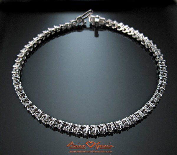 Tmx 1257435485263 BrianGavin3ProngTennisBracelet1 Houston wedding jewelry