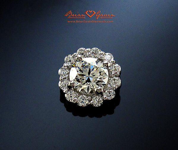 Tmx 1257435491654 BrianGavinHaloPendant Houston wedding jewelry