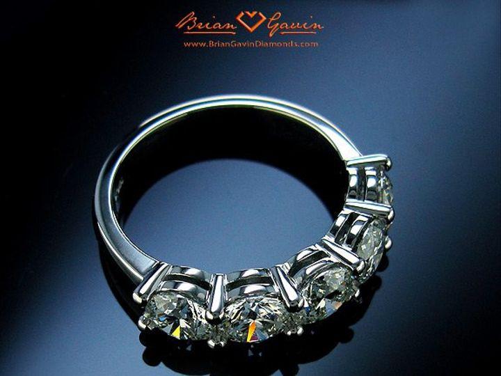 Tmx 1257435497138 BrianGavinKellieternity7 Houston wedding jewelry