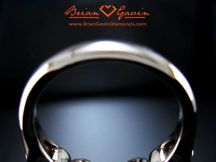 Tmx 1257435500904 BrianGavinRing617Fin4 Houston wedding jewelry