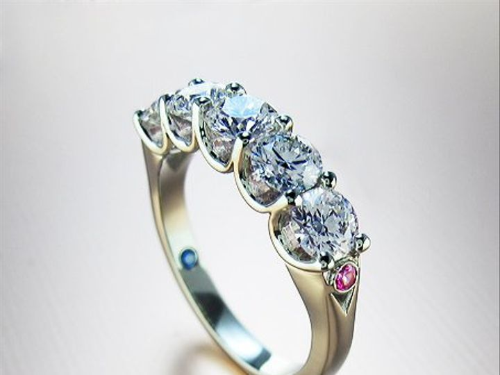 Tmx 1257435504779 BrianGavinRing617Fin8 Houston wedding jewelry