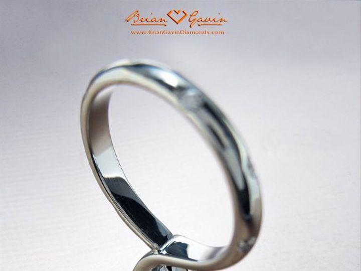 Tmx 1257435509560 BrianGavinMartiniscatteredEngagementring4 Houston wedding jewelry