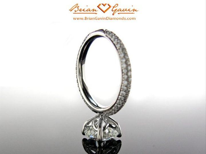 Tmx 1257435521498 BrianGavin34eternity4082809 Houston wedding jewelry