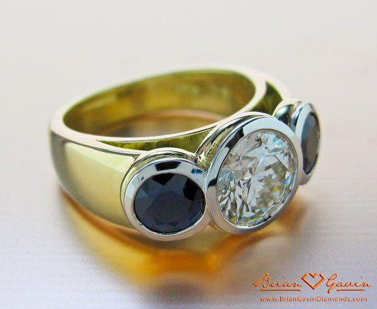 Tmx 1257435523107 BrianGavin3stone1 Houston wedding jewelry