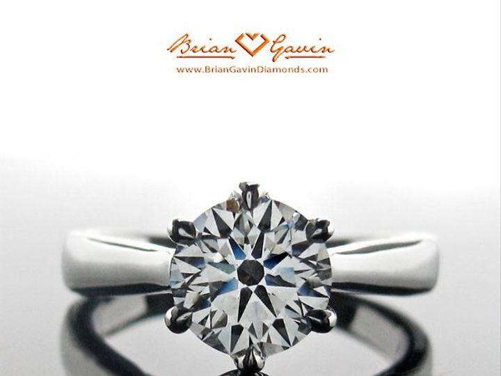 Tmx 1257435530435 BrianGavin6Prong1091009 Houston wedding jewelry