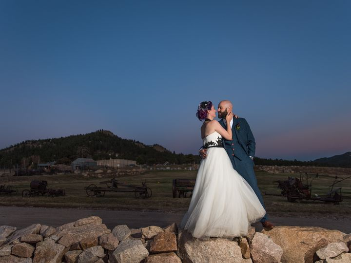 Tmx Evegreen Barn Wedding 2019 8 Of 11 51 1016764 1572709144 Parker, CO wedding photography