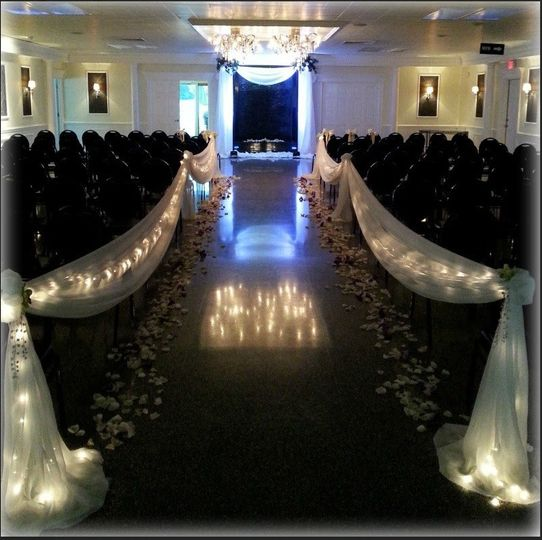 Lighted Aisles