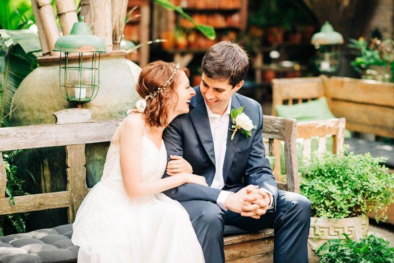 A New Leaf Wedding