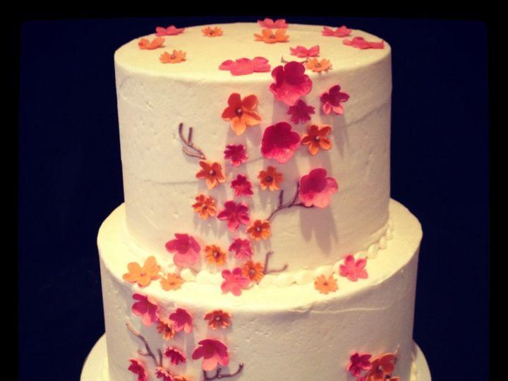Tmx 1340901429766 IMG1676 Glen Rock wedding cake