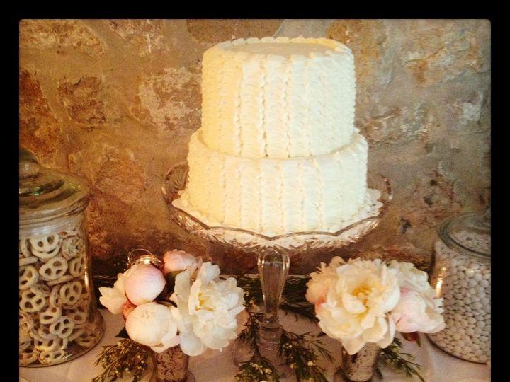 Tmx 1340901546317 IMG1980 Glen Rock wedding cake