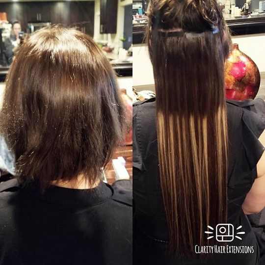 Ombre extensions!