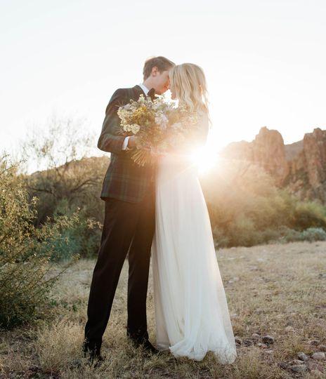 Sunrise in AZ
