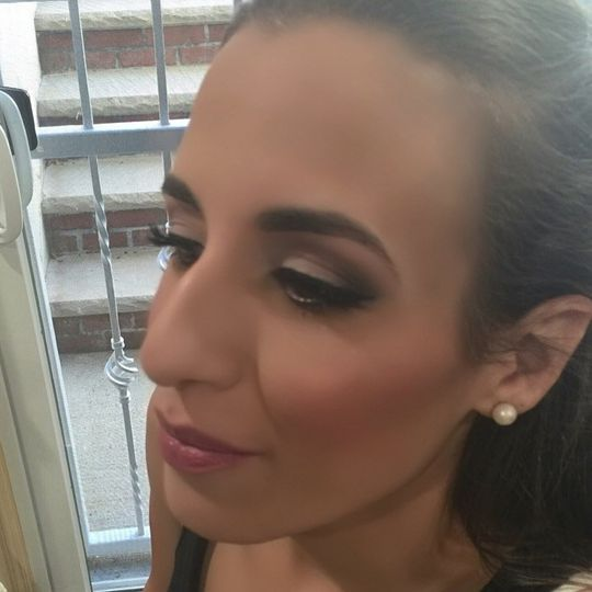 Eyeshadow and contour