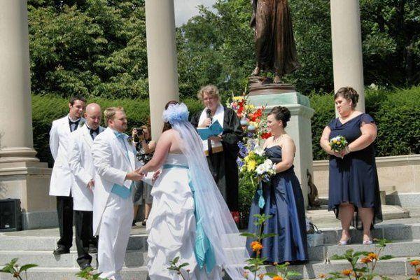 Tmx 1255888675281 IMG2861 Muncie wedding officiant