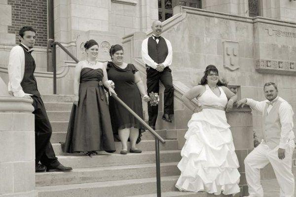 Tmx 1255888682406 IMG3107platinum Muncie wedding officiant