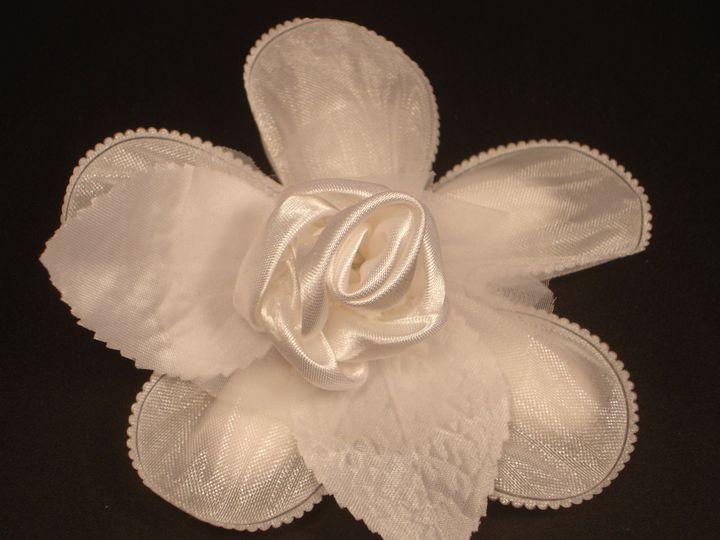 Tmx 1486052075478 Ribbonflowersatinrose Hopewell Junction, New York wedding favor
