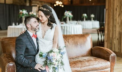 The wedding of Esmeilin and Kevon