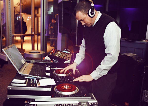 DJ RC at the Hardrock Cafe Detroit - NYE 2012