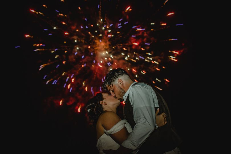 Fireworks Sendoff MAD pics