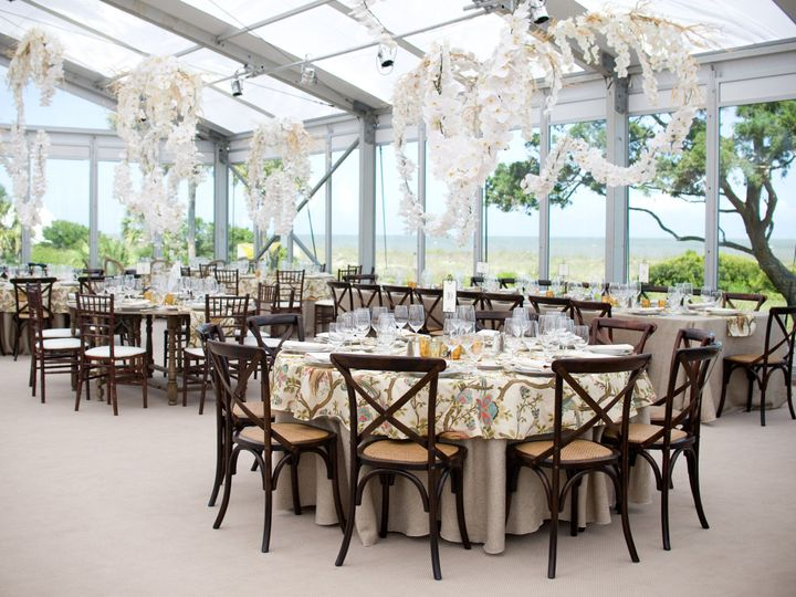 Tmx 1382550307585 Beachview Event Rentals  Design6 Brunswick wedding rental