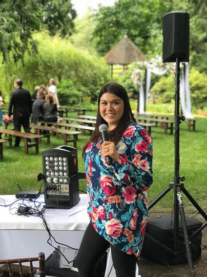 Sandra Tilton: DJ Assistant
