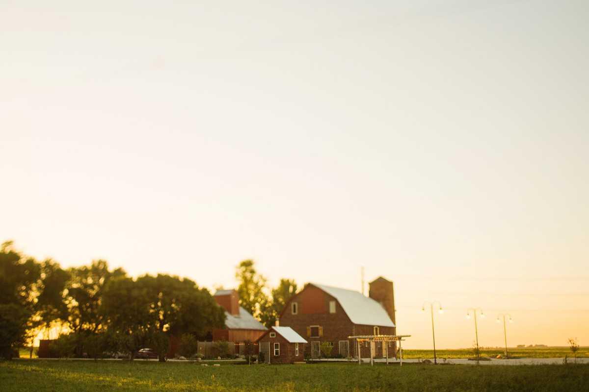 Keller Brick Barn