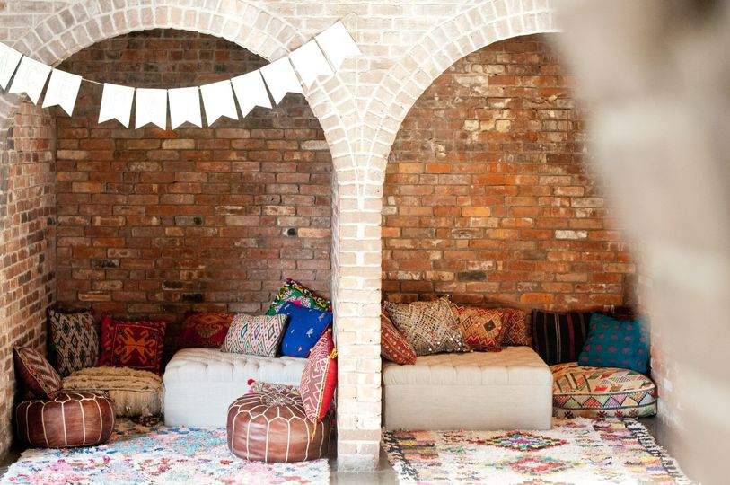 The beautiful Foundry Alcoves