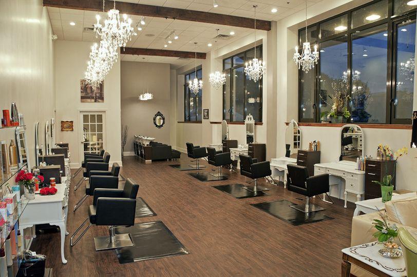 salon from reception de
