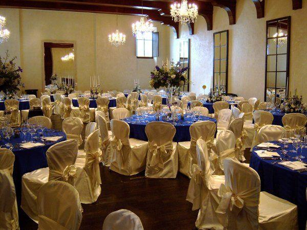 Reception set-up