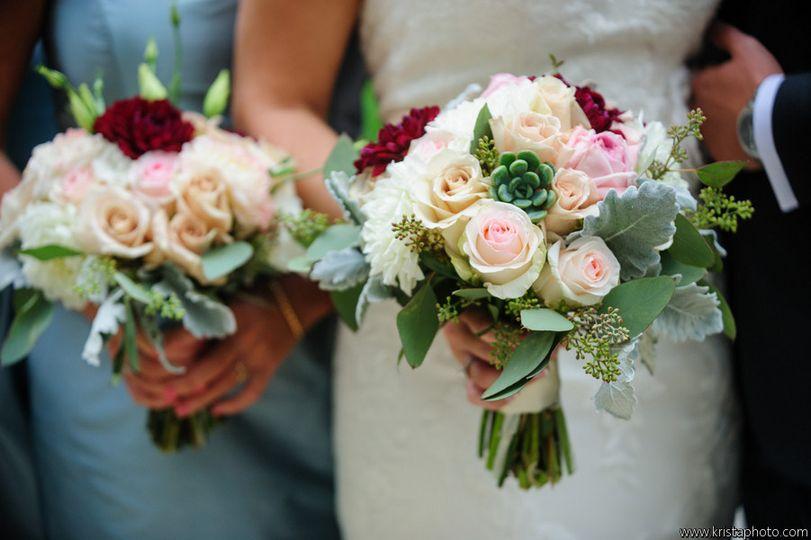 Nature 39 S Design Wedding Flowers Massachusetts Boston Watertown