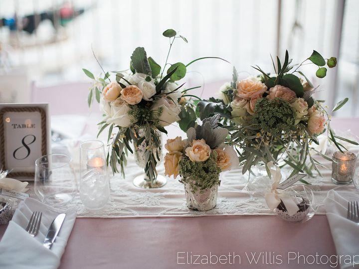 Tmx 1477018532527 Ewp Kateandmishaweddingflowers 30 Boston, Massachusetts wedding florist