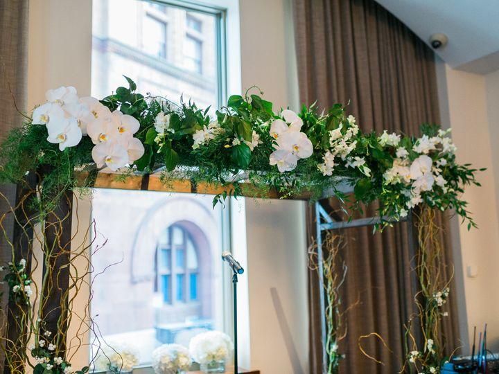 Tmx 1477052335230 201rachelscottwedfatorangecat Boston, Massachusetts wedding florist