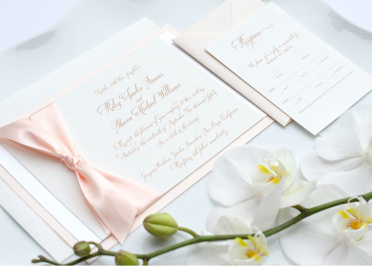 simply chic invitations collection29
