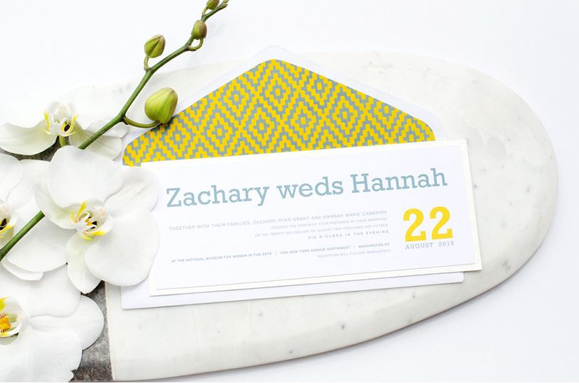 simply chic invitations collection49