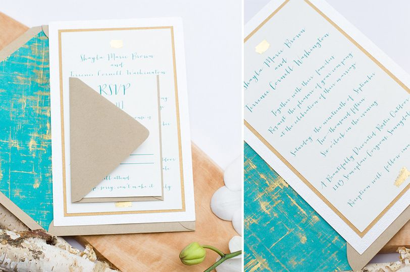 simply chic invitations collection15